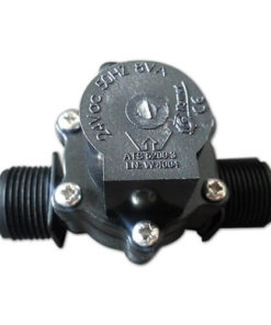 "Irrigation Solenoid Valve 24VAC - 3/4"" Male Inlet - 3/4"" Male Outlet - 50 LPM (High Flow)"
