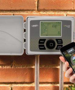 Orbit B-Hyve 12 Station WiFi Irrigation Controller-Outdoor use(Free Rain Sensor)