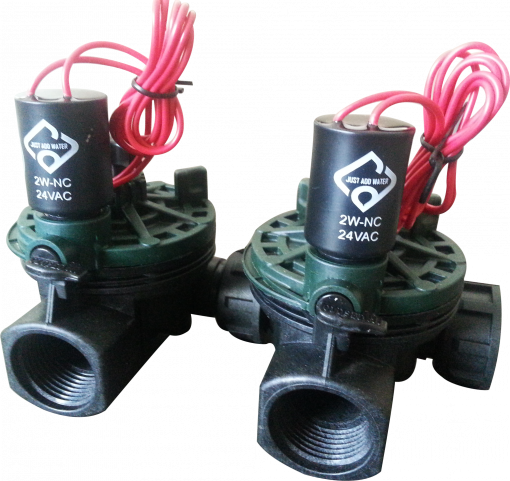 Irrigation Manifold Assembly (4 x Manifold Solenoid)