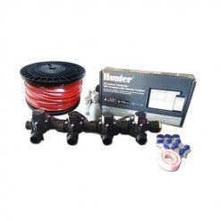 Hunter Hydrawise 6 Station WiFi Irrigation Combo-Qty 4 x 3/4