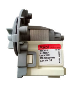 Genuine Brivis Evap Cooler B017245 Pump Askoll M115 Suits PRO, AD and many more