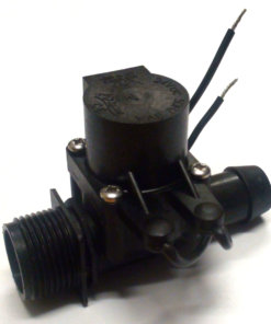 "Micro Irrigation Solenoid Valve 24VAC - 3/4"" Male Inlet - 19mm Straight Barb Outlet - 20LPM"