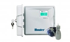 Hunter Hydrawise Pro-HC WiFi Irrigation Outdoor Controller 6 Zone-Free Rain Sensor