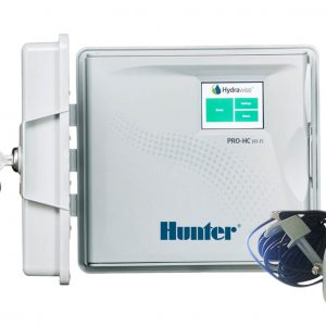 Hunter Hydrawise Pro-HC WiFi Irrigation Outdoor Controller 12 Zone-Free Rain Sensor