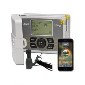 Orbit B-Hyve 6 Station WiFi Irrigation Controller-Outdoor use(Free Rain Sensor)