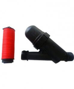 "20mm 3/4"" inch Inline Disc Filter/Disc Strainer/ Prefilter for Pool,Irrigation"
