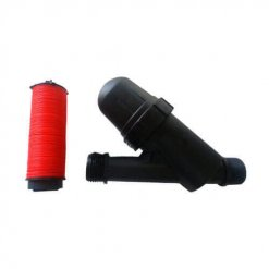 "25mm 1"" inch Inline Disc Filter/Disc Strainer/ Prefilter for Pool,Irrigation"