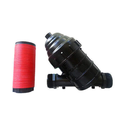 "50mm 2"" inch Inline Disc Filter/Disc Strainer/ Prefilter for Pool,Irrigation"
