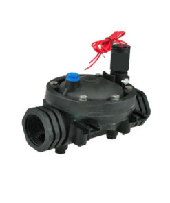 "DN 40 Irrigation Solenoid Valve 24VAC - 1.5"" Female Inlet - 1.5"" Female Outlet - 400LPM"