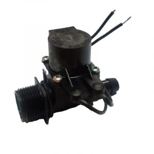 """Micro Irrigation Solenoid Valve 24VAC - 3/4"""" Male Inlet - 13mm Straight Barb Outlet - 20LPM"""