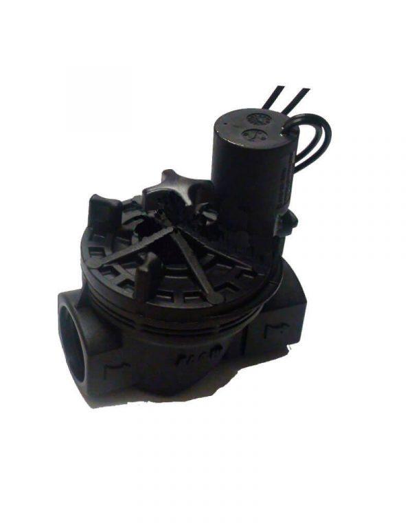 "Irrigation Solenoid Valve 12V DC Latching - 1"" Female Inlet - 1"" Female Outlet - 100LPM"