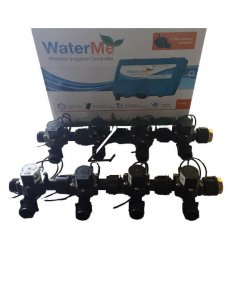 WaterMe Irrigation Controller + Qty 8 x 3/4