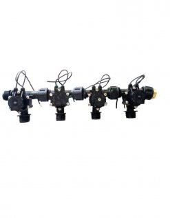 "Irrigation Manifold Assembly (4 x Manifold - 2-way 3/4"" 24VAC 50LPM)"