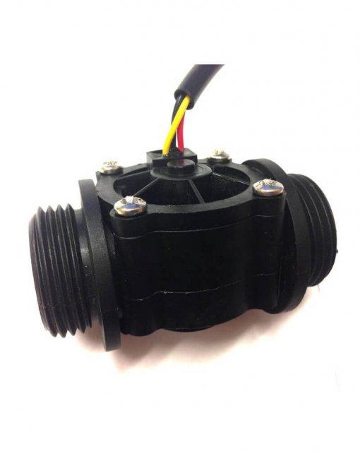 """Flow Sensor 3/4"""" 1-60LPM Pulse Output"""