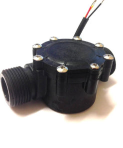 Flow Sensor 1 inch ( 2-100LPM) - Pulse Output