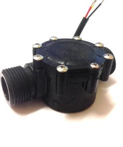 Flow Sensor 1 inch ( 2-100LPM) - Pulse Output