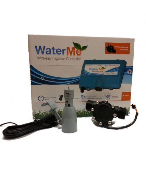 WaterMe Combo - Extra Flow and Rain Sensor