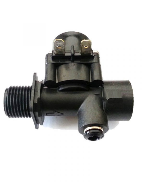 """OEM BONAIRE SOLENOID VALVE 24Vac 1/2"""" WITH 6mm Bleed Fitting - TO SUIT PART# 6051636SP"""
