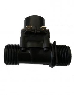 "Brivis 3/4"" BSP Male to 3/4"" BSP Male 24 VAC solenoid for evaporative cooler (B015727)"
