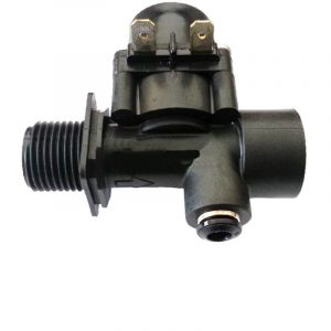 """Qty 5 x OEM BONAIRE SOLENOID VALVE 24Vac 1/2"""" WITH 6mm Bleed Fitting - TO SUIT PART# 6051636SP"""