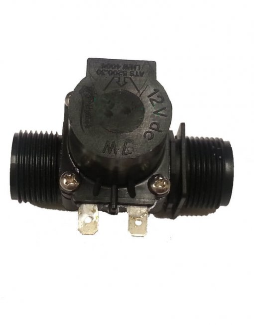 "OEM 3/4"" Male Inlet x 3/4"" Male Outlet Solenoid Valve 12VDC 7W ATS 5200.30"