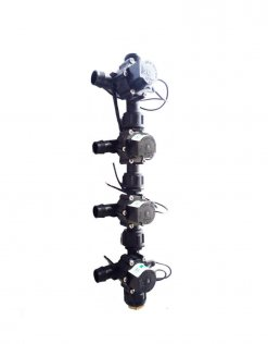 Irrigation Manifold Assembly (4 x Manifold - 2-way 3/4