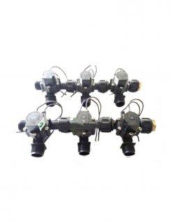 Irrigation Manifold Assembly (6 x Manifold - 2-way 3/4