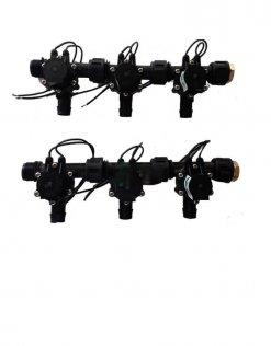 Irrigation Manifold Assembly (6 x Manifold - 2-way 3/4