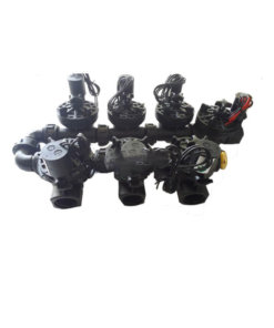 Irrigation Manifold Assembly (6 x Manifold +1 x Inline Solenoid)