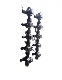 Irrigation Manifold Assembly (10 x Manifold - 2-way 3/4
