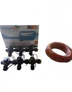 WaterMe Combo - WiFi Controller & 4 Zone 3/4