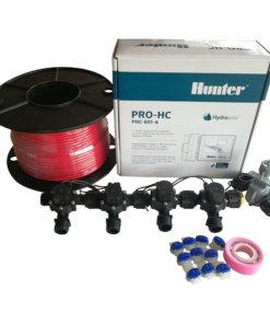 Hunter 6 Station Pro-HC WiFi Irrigation*Outdoor* 4 x 3/4