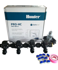 Hunter 6 Station Pro-HC WiFi Irrigation*Outdoor*4x 3/4