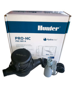 Hunter Hydrawise Pro-HC WiFi Irrigation Outdoor Controller 6 Zone with Free Rain Sensor