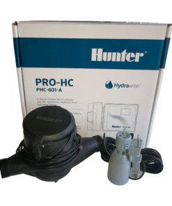 Hunter Hydrawise 6 Zone Pro-HC WiFi Irrigation Outdoor Controller,Rain & Flow Sensor