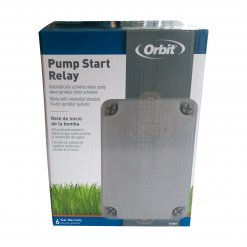 Orbit Pump Start Relay 2HP