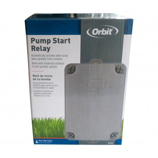 Orbit Pump Start Relay 2HP
