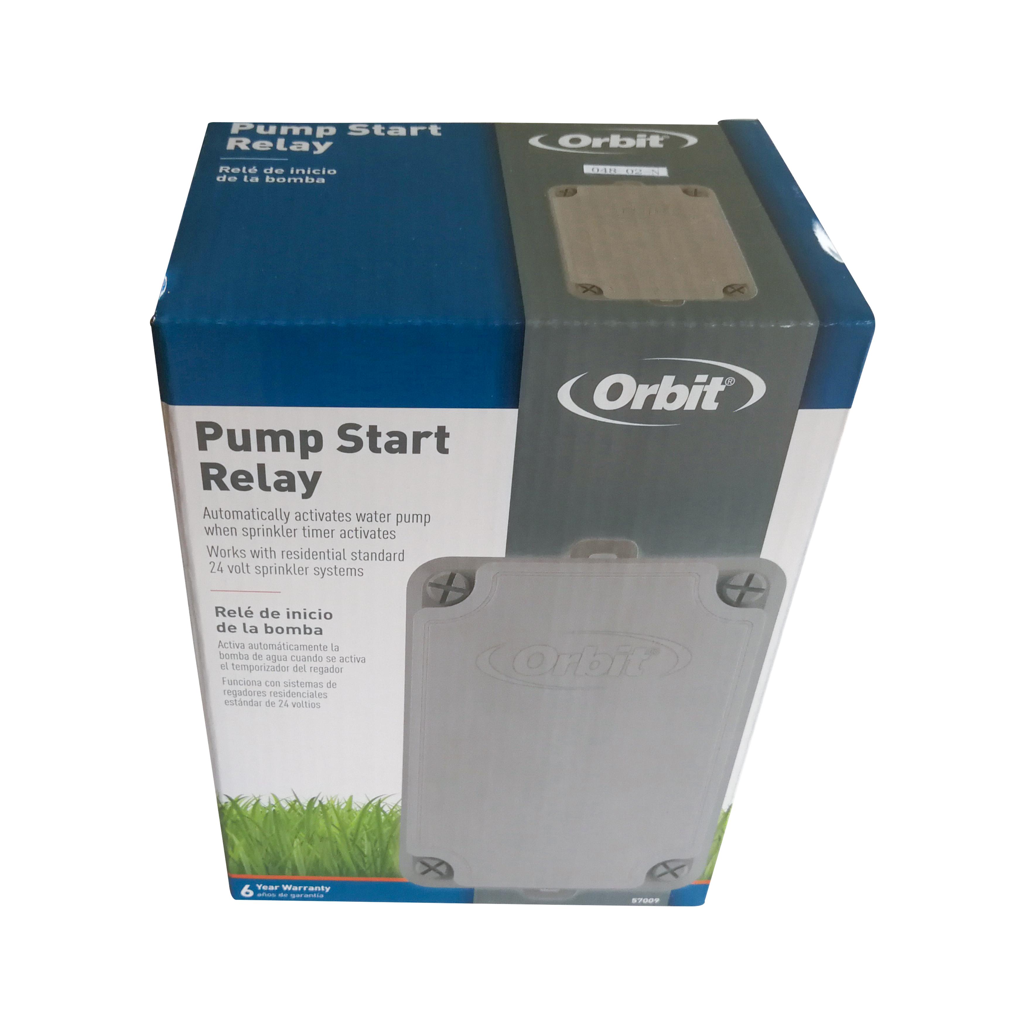 Orbit Pump Start Relay Wiring Diagram