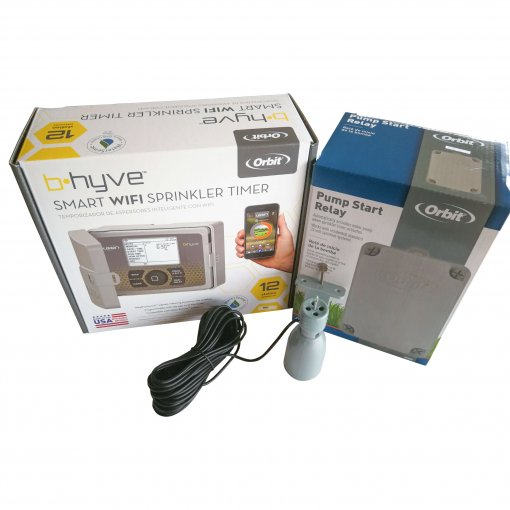 Orbit B-Hyve 12 Station WiFi Irrigation Controller