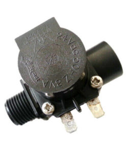 Solenoid 12V/24V/240V with Nitrile/Viton(Chemical) Internals
