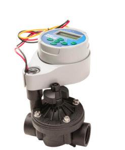Hunter NODE 100-VALVE-B 9V Battery Irrigation Controller-Single Station - Free Rain sensor