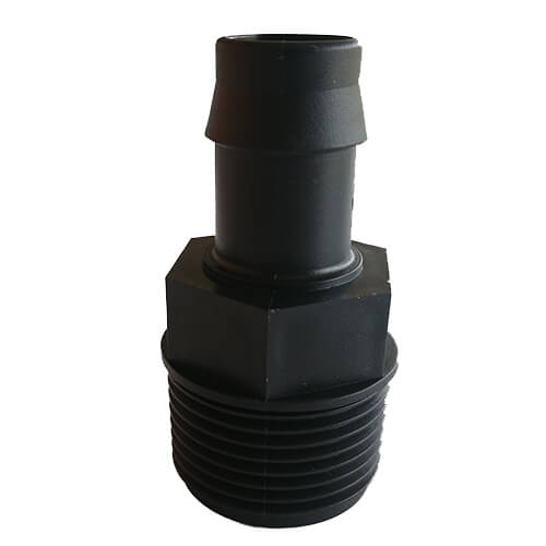 """Director 19mm Barb x 1"""" BSP Male Poly Pipe Fitting Garden/Irrigation -Pack of 20"""
