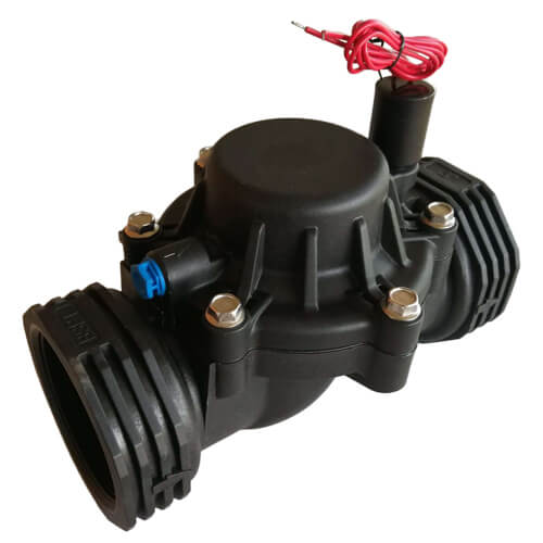 "DN 80 80mm Irrigation Solenoid Valve 24VAC - 3"" Female Inlet - 3"" Female Outlet - 1500LPM"