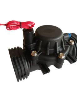 "DN80 80mm Irrigation Solenoid Valve 24VAC - 3"" Female Inlet - 3"" Female Outlet - 1500LPM"