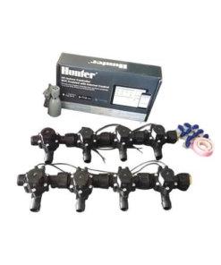 Hunter Hydrawise 12 Station WiFi Irrigation Combo-Qty 8 x 19mm Barb Solenoids&Rain Sensor