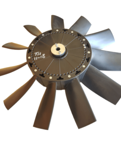Genuine Brivis Evaporative Cooler P63 Fan Blade Assembly Part No.#B021156