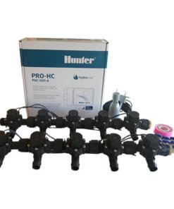 Hunter 12 Station Pro-HC WiFi Irrigation*Outdoor*10x 19mm Barb Solenoid,Free Rain