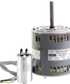 Brivis Evaporative Cooler 750 Watt Motor with Replacement Capacitor