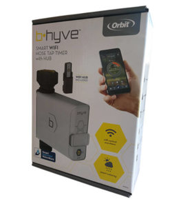 Orbit B-hyve WiFi Smart Watering Hose Faucet Timer