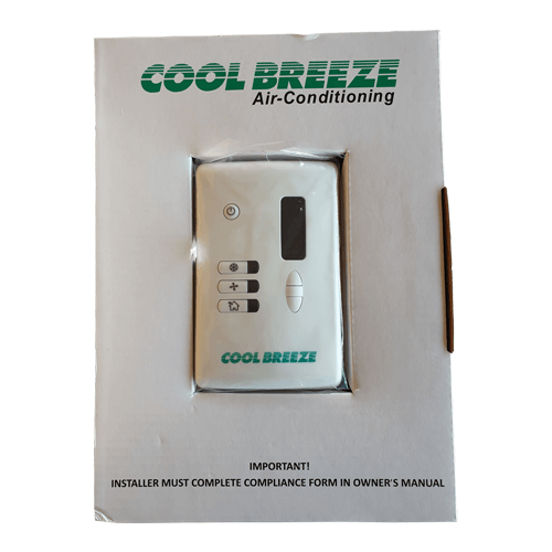 CoolBreeze QM Wall Control 10 Speed